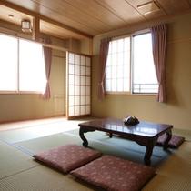 *【和室】畳のお部屋でのんびり足を伸ばして、お寛ぎ下さい。