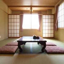 *【和室】明るく、ゆったりと寛げるお部屋をご用意いたします。