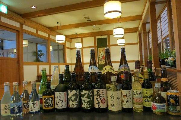 長野県産の豊富なお酒♪
