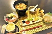 お夕食一例(秋冬)