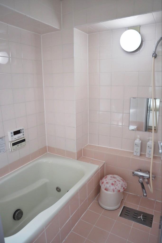 402号室 バスルーム♪