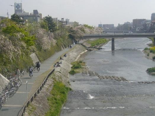 【エコ旅】京都の風を感じて〜レンタサイクル付!(食事なし)