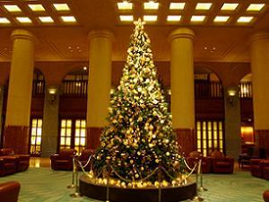 クリスマスツリー(ロビー)
