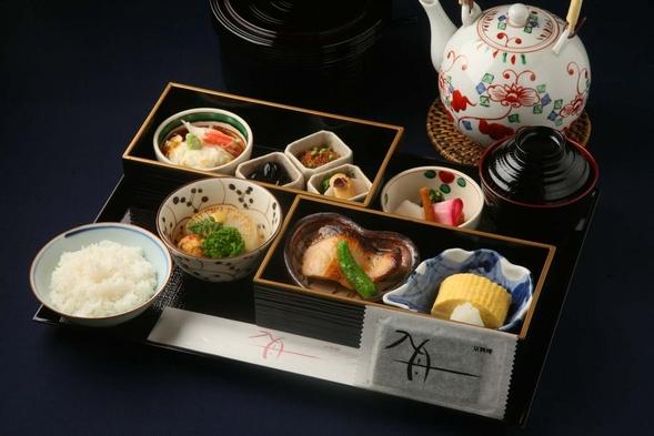 【SAVER朝食付】贅沢な朝、目で舌で!京都を味わう