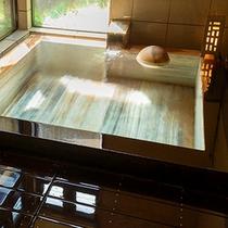 【古代桧風呂】