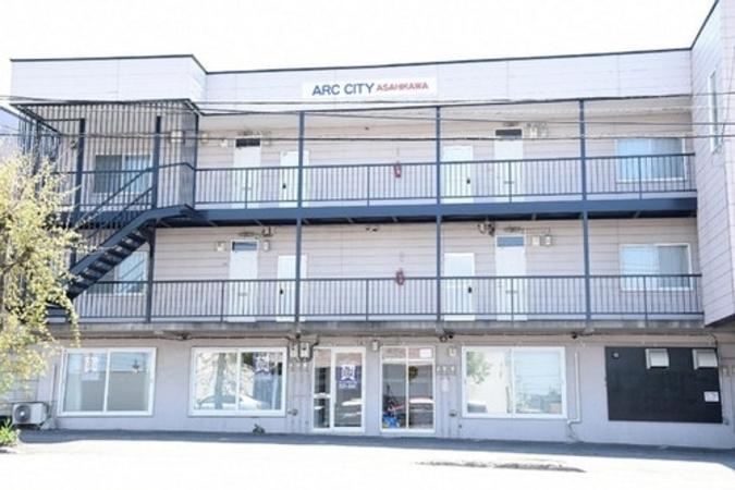 ARC CITY ASAHIKAWA/民泊【Vacation STAY提供】