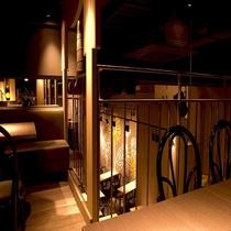 【girasole RICCO】店内はオシャレで落ち着いた雰囲気です♪