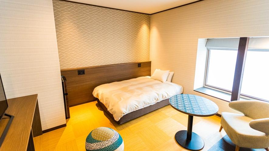 おひとりさま専用露天風呂付客室(29平米+テラス)