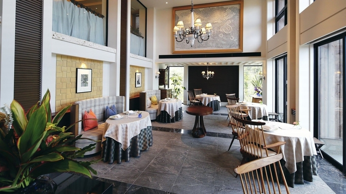 【4連泊・夕食2回付】美食リゾートで過ごすお得な連泊プラン/2夕・4朝食付