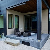 IBUKU別邸は「大人の隠れ家」のコンセプトです。