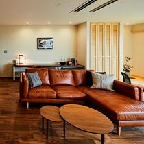 【橙】大人な雰囲気漂う客室です