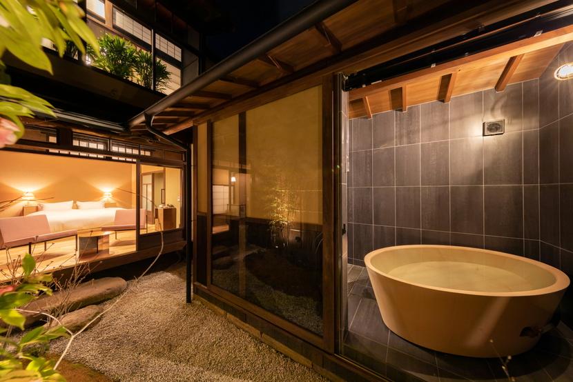 葛切り風呂
