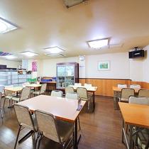 【食事会場】朝食 6:30~9:00/夕食 18:00~21:00