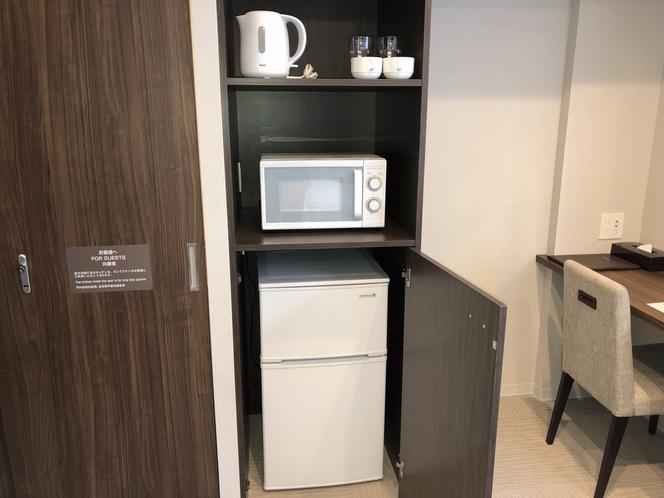 冷蔵庫・電子レンジ等(ツインルーム)