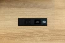 【HDMI接続端子】