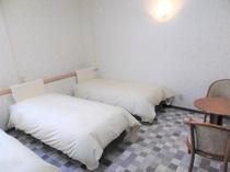 和洋室 洋間3ベッド 一例