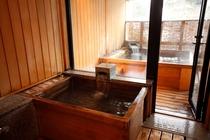 露天風呂付き客室503内風呂
