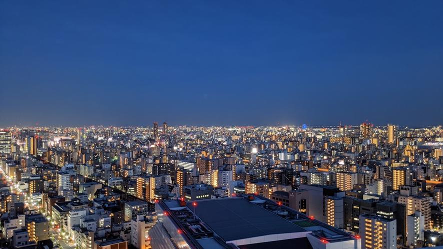 千葉方面夜景