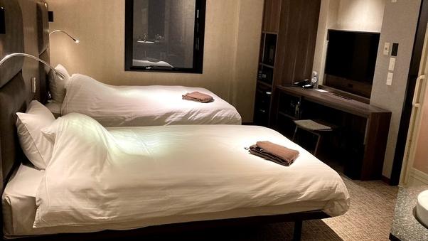【21平米/ベッド幅120cm】アクセシブル【禁煙】