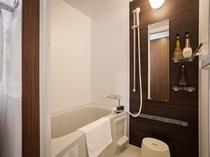 【ダブルルーム・27㎡】バスルーム