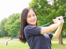 宿の周辺にはゴルフ場もいっぱい、ゴルフ三昧も。(例)琉球ゴルフ倶楽部&芭蕉布コース・車で約10分 他