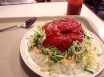 【沖縄料理】タコライス 周辺の食堂・居酒屋さんでどうぞ