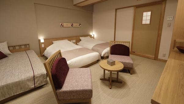 本館 和ツインDX【シャワー付】◇32平米(和ベッド2台)