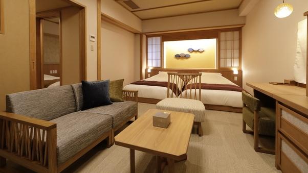 本館 和フォース【露天風呂付】◇49平米(和ベッド4台)