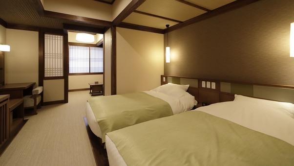 敷島館 和フォース【バス付】◇54平米(和ベッド4台)
