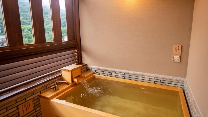 【本館】露天風呂付和フォース 客室露天風呂