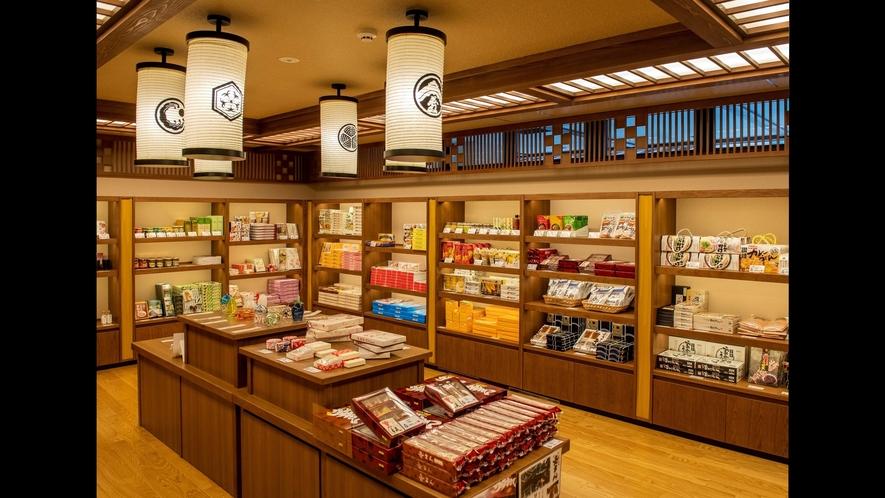 【お土産処】香川のお土産を取り揃えております。