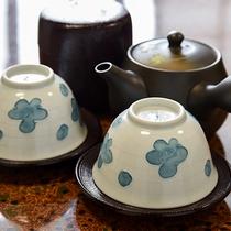 *【お茶セット】あたたかいお茶を飲みながらお部屋でゆっくりお寛ぎください♪