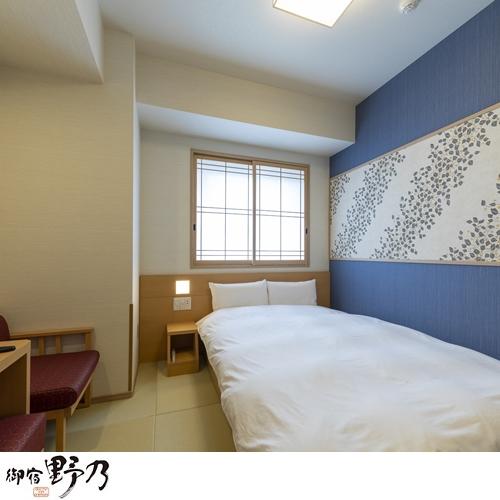 ◆シングルルーム(14平米 ベッド幅:110-120195センチ)