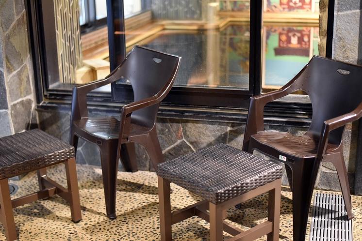 【天然温泉大浴場◆ととの椅子】