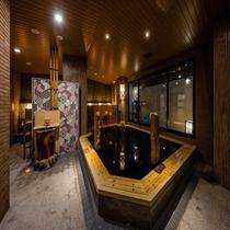 ◆天然温泉大浴場(女性)