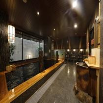 ◆天然温泉大浴場(男性)