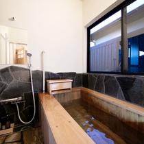 ■御宿 田 離宮 / 客室内湯■ 全室露天風呂・内湯付き、離れのお部屋で寛ぎのひと時を…
