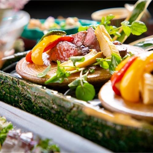 ■DEN RIKYU 会席■ 頑ななまでにこだわった大分の美食をお愉しみ下さい