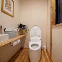 ■榛-hashiba-■ 全客室・ウォシュレット付きの御手洗い