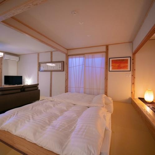 ■錫 -suzu-■ 大人限定・露天風呂付き離れ/ゆっくりと湯布院の美肌の湯をお楽しみ下さい。