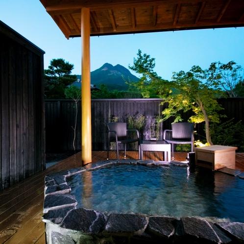 ■思 -omo-■ 湯布院の風を感じながら愉しむ、全室離れの露天風呂