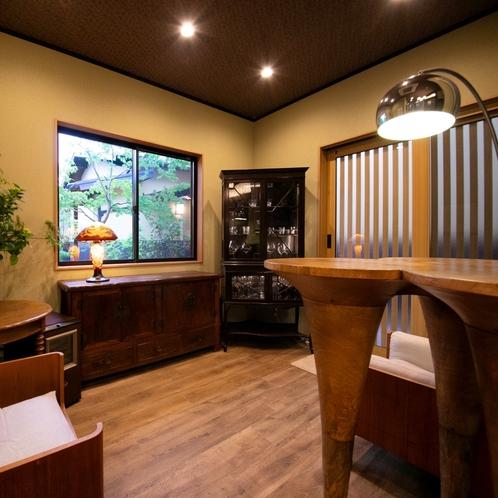 ■御宿 田 離宮 / レストラン入り口■ 個室でごゆっくりお過ごしくださいませ。
