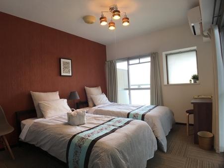 Twin Room 801