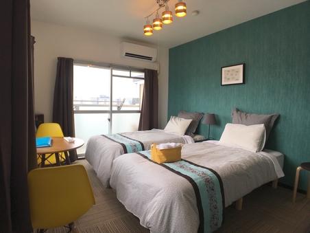Twin Room 502