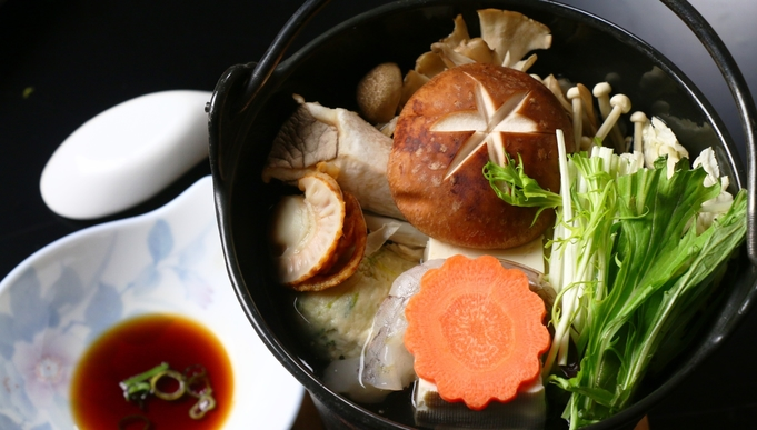 【朝食付】当館の源泉を使った♪<大喜泉 源泉湯豆腐>身体にやさしい朝ごはん〜