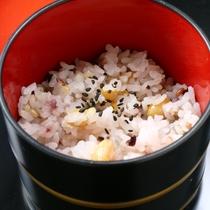 【夕食】大豆十穀米
