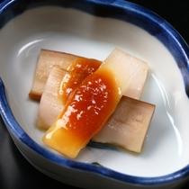 【朝食】山うど生酢味噌