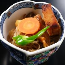 【夕食】煮物