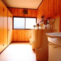【トイレ】館内の様子