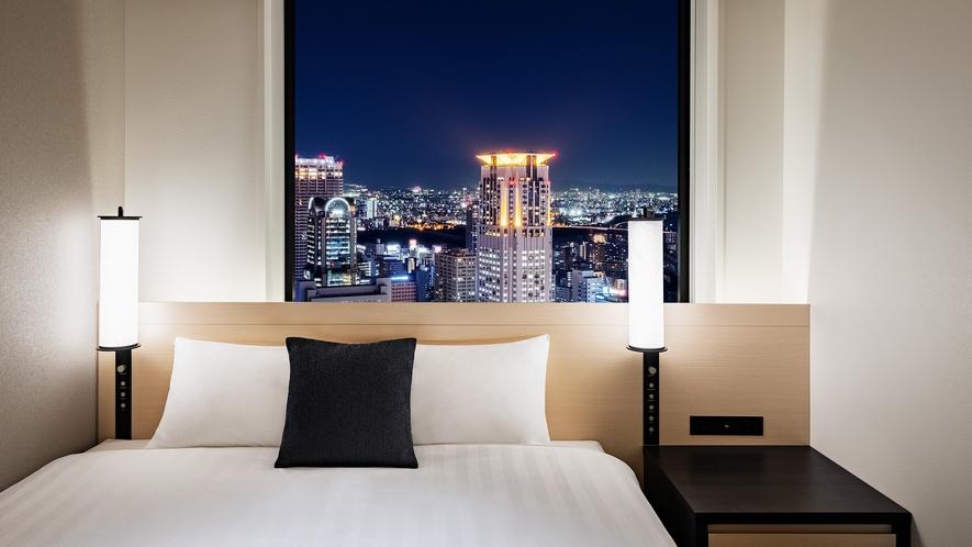 北側客室からの夜景(イメージ)